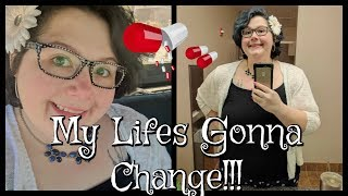 My Lifes About To Change | Weight Loss Surgery Mental Health Advocate