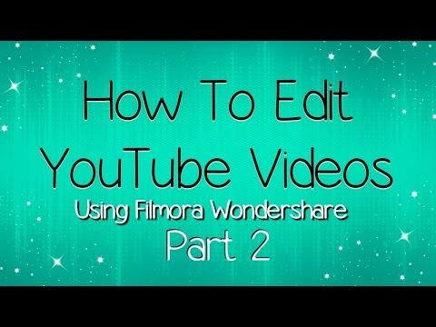 how to use green screen in wondershare filmora