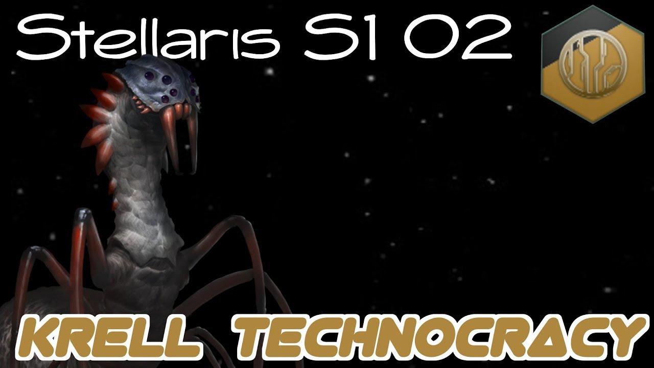 Stellaris S1 E2: Paradise and Limbo
