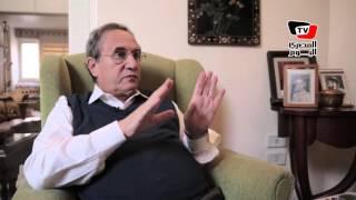«حرب»: «ثورة يناير من أعظم الأعمال في تاريخ مصر»
