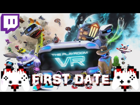 RCG First Date - Playroom VR | PSVR | PS4 |