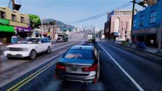 ✪ INSANE GRAPHICS in GTA5! | 2K/60FPS | M.V.G.A | ULTRA GRAPHICS + CARS GAMEPLAY ✪ 60FPS ✪