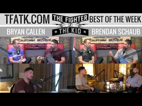 The Fighter and The Kid - Best of the Week: 8.27.2017 Edition