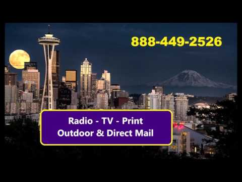 Seattle Advertising cost+Rates+Radio+TV + ad Agency