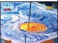 Рисование на воде EBRU ART Техника Эбру