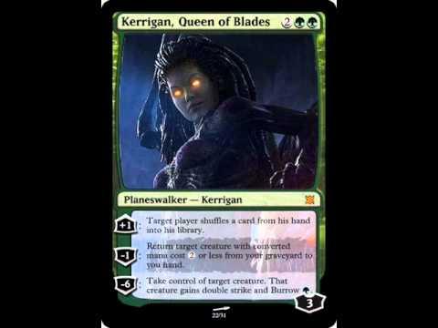 Custom MTG Cards (SC 2 Edition)