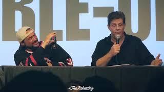 Ralph Garman Sylvester Stallone Impression Reading Green Eggs and Ham - Deepfake
