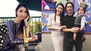 Siêu mẫu Ngọc Quyên ly hôn với chồng Việt kiều sau hơn 3 năm chung sống