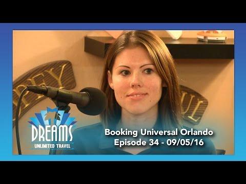 Booking a Universal Orlando Resort Vacation   09/05/16