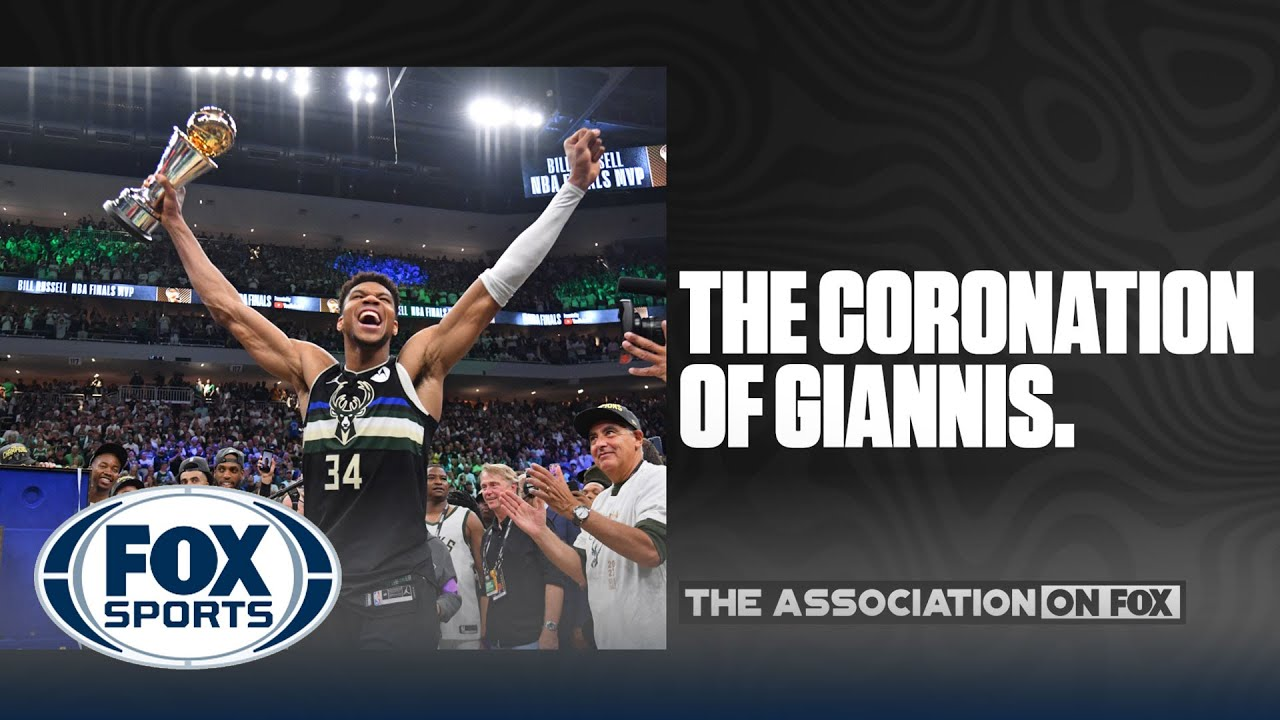 Giannis and this Bucks team were relentless and they never gave up   FOX SPORTS