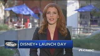 Disney+ hit with tech issues on first day