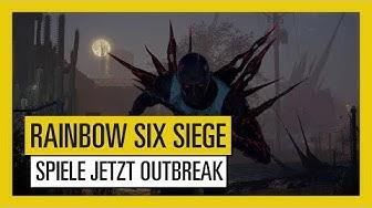 Tom Clancy's Rainbow Six Siege - Spiele jetzt Outbreak | Ubisoft [DE]