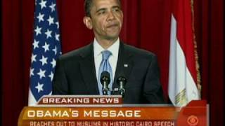 Obama's Message To Muslims