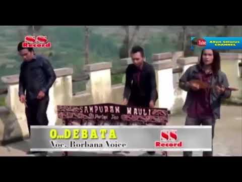 Album Natal Batak Uning Uningan Terbaru 2017 O Debata