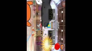 Darwin dodgeball si Gumball karate :-)