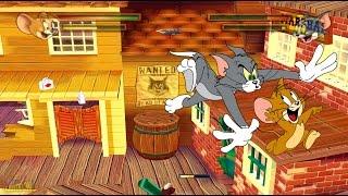 Том и Джерри Игра фильм Tom and Jerry War of the Whiskers Новый Эпизоды 2016 HD
