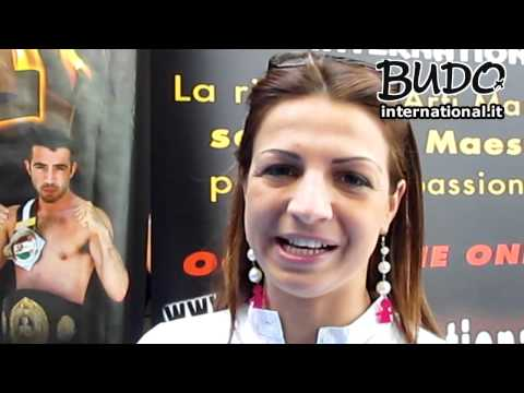 Sindy Huyer alla JUTE SPORT (MI apr.2012)