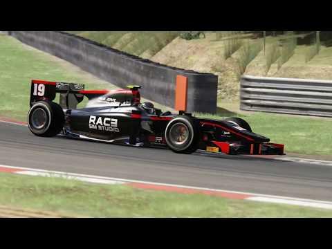 Assetto Corsa - Formula RSS 2 Hotlaps at Brands Hatch