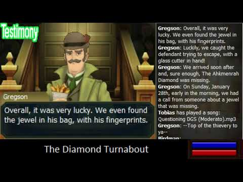 Attorney Online: The Diamond Turnabout