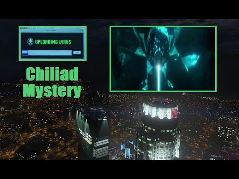 Independence Day Theory Part 2 - GTA 5 Jetpack / Chiliad Mystery