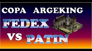 COPA ARGEKING - SEMIFINAL FEDEX VS PATIN