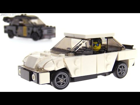 Rc Lego Drift Car Body In Action Youtube