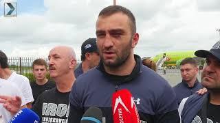 Осетия встретила Мурата Гассиева после первого поражения