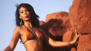 Chanel Iman – Outtakes – Sports Illustrated Swimsuit 2015 xxx