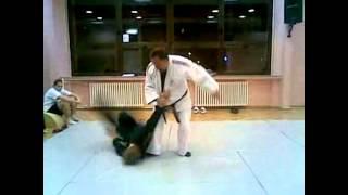 Уроки айкідо / Real Aikido / Мастера айкидо демонстрируют применение айкидо
