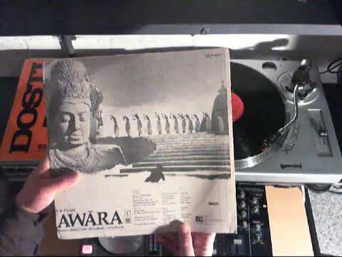 bollywood-vinyl-lp---awaara-hoon---awara-1975-mukesh