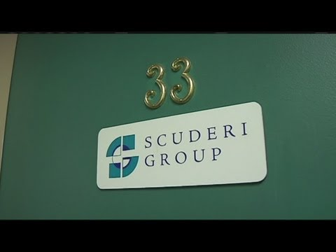 SEC fines Scuderi Group President