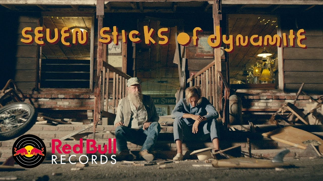 Awolnation Seven Sticks Of Dynamite Official Music
