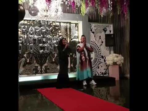 Ziana Zain Ft Ferry Karisma : Anggapanmu (Birthday Party Bobo Cinta)