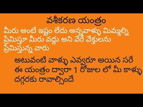 Vashikarana Yantram  Stri Purusha