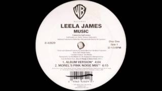(2005) Leela James - Music [Richard Morel Pink Noise RMX]