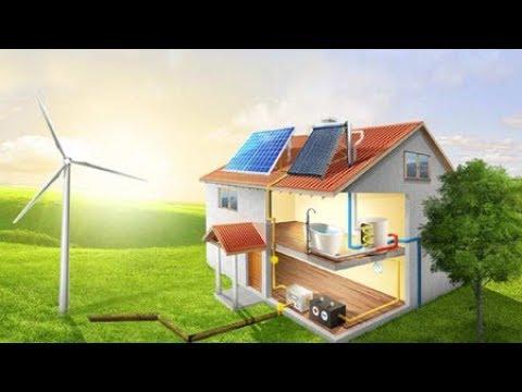 Как отапливать дом ветряком, дом на альтернативе, ветряк 2.5 кВт,