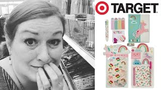 I Went a Little Nuts in the Target Dollar Spot Haul & Giveaway - Scrapbook, Journaling, Planner Love