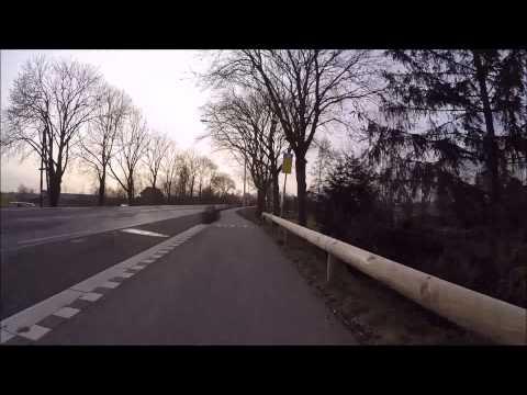 Randstad Ride: Utrecht to Rotterdam by bike (fast)