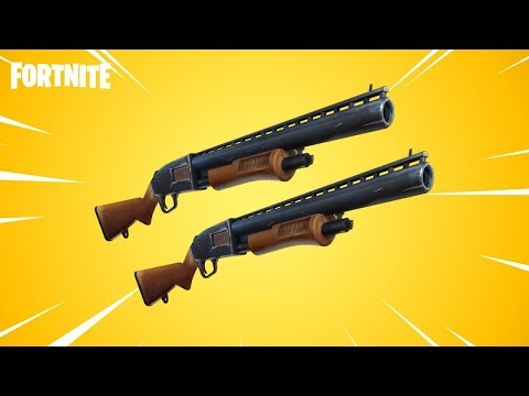 WHEN FORTNITE WAS ACTUALLY FUN (double pump/double shotty compilation)