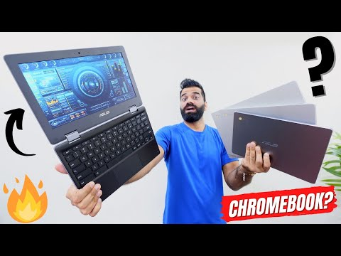 The Perfect Laptop For Students??? What Is A ChromeBook?🔥🔥🔥