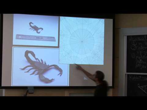 Lecture 4: Efficient Origami Design