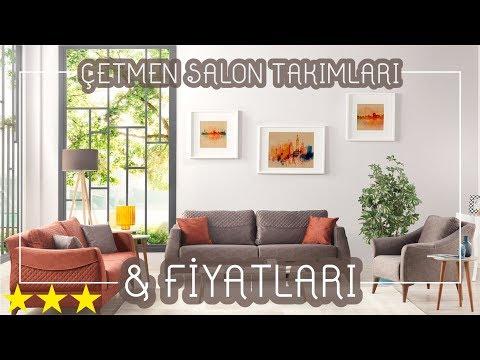 Çetmen Furniture Living Room Sets & Prices
