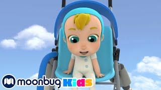 Малыш сбежал из коляски Робот Арпо Детские песни Сборник мультиков Arpo the Robot