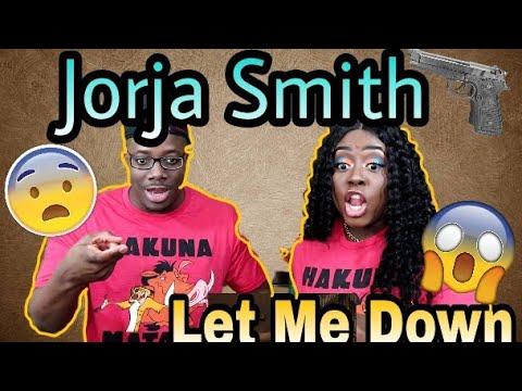 Jorja Smith - Let Me Down ft. Stormzy | Couple Reacts