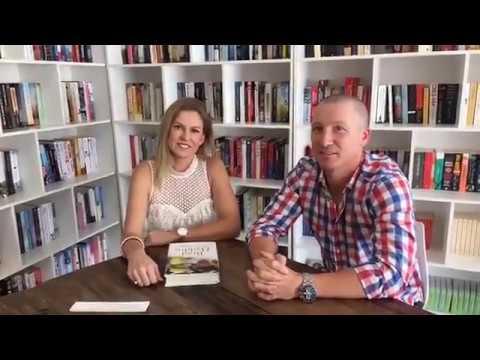 Meet the Author: Karina and Brad Haddin