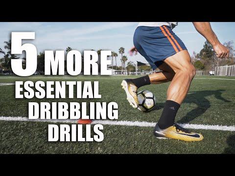 5 MORE Essential Dribbling Drills