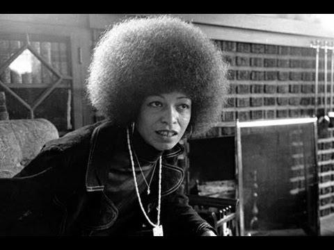 Angela Davis speaking at UCLA 1081969