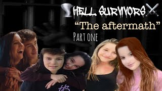 """MOVIE🌪HELL SURVIVORS⚔️ """"The aftermath"""" 😌{part one}(this is for 4K suds)"""