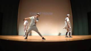 King of House / RUN UP! DANCE CONTEST vol.15