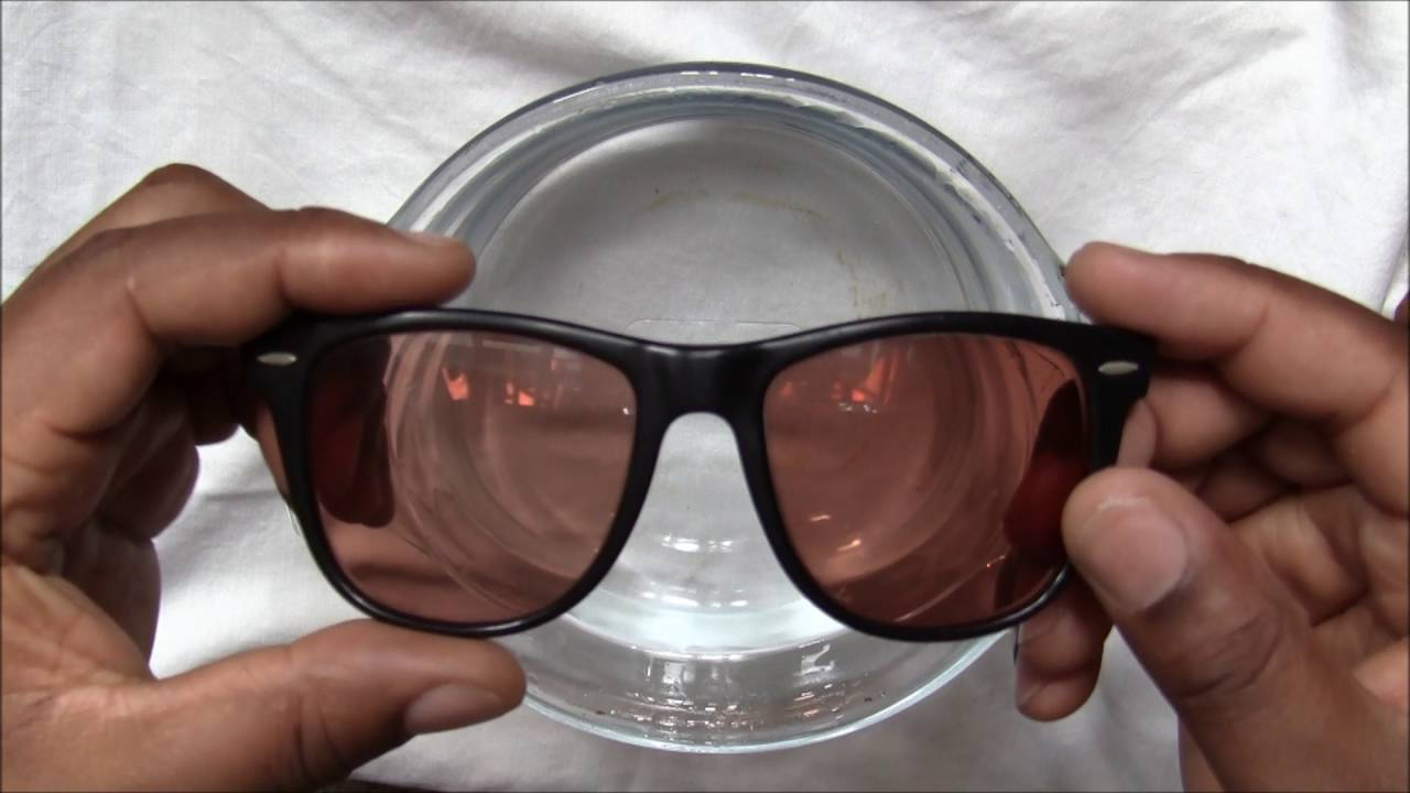 757440fb0d How To Remove   Replace Lens from Vintage Ray-Ban Wayfarer ...